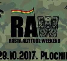 RAW Rasta Altitude Weekend
