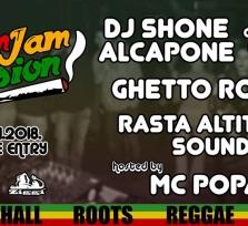 Ram Jam Session w DJ Shone Alcapone, MC Popay, Ghetto Roots, RAS
