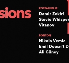 Official Dimensions Launch Party Belgrade @ 2044