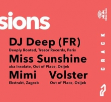 Dimensions Festival 2016 Official Launch Party Osijek by TRAUM