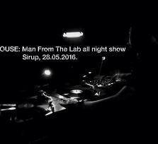 Krek House w/ Man From The Lab - allnight Vol.2
