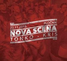 Nova scena, u Pločniku w. Kris & Tonko