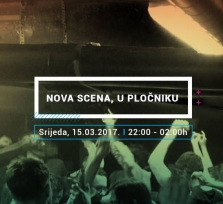 Treće izdanje Nove scene u Pločniku