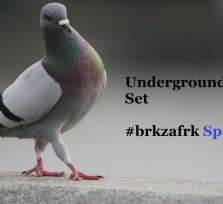 Underground Comedy Set #brkzafrk Special