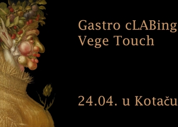 Gastro cLABing #2 - Vege touch