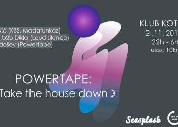 PowerTape: Take the house down