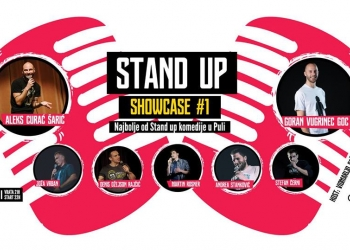 Stand up Showcase #1