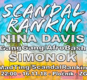 Scandal Rankin - Zagreb