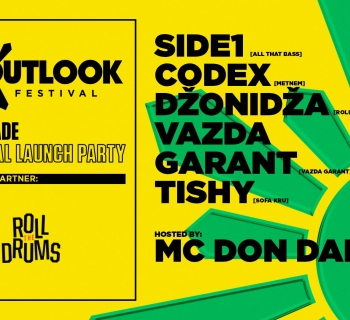 Outlook Festival Belgrade Launch Party