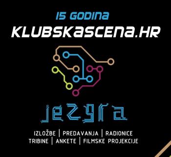 Jezgra - edukativni program povodom 15 godina Klubske scene