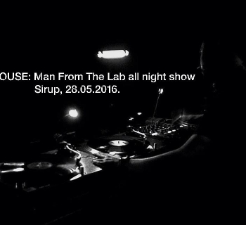 Krek House w/ Man From The Lab - allnight Vol.2