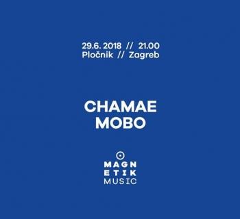 Magnetik Music: Chamae + Mobo