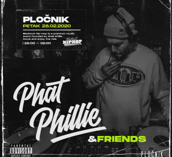 Blackout Classics - Phat Phillie & Friends