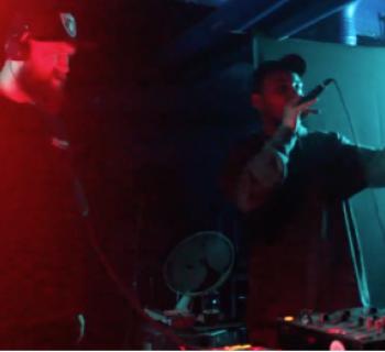 Mad Ting! u Pločniku #2 w/ DJ Oliver