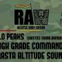 RAW w. Lo Peaks, HGC, RAS