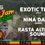 Ram Jam Session w/ Exotic Times, Nina Davis, RAS