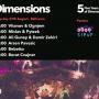 Klub Sirup u subotu preuzima Noah's Ballroom – kultnu pozornicu Dimensions Festivala