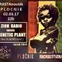 RastaNoćnik: Zion Radio meets Genetic Plant