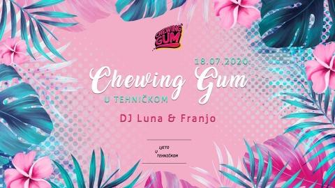 Chewing Gum u Tehničkom