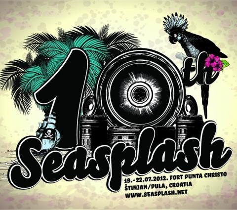 Supa Soap Shop presents 10. Seasplash warm up party & Seasplash Pula Crew @ Rovinj