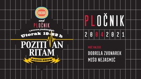 Pozitivan ritam w/ Dobrila Zvonarek & Mišo Nejasmić