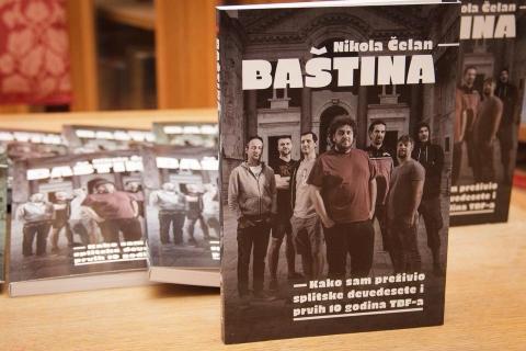 """Cirkulacija: promocija knjige """"Baština"""" Nikole Čelana"""