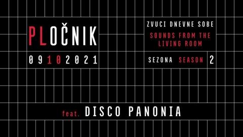 Zvuci dnevne sobe feat. Disco Panonia