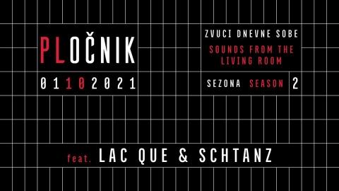 Zvuci dnevne sobe avec Lacque & Schtanz