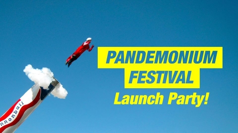 Pandemonium Launch Party - Zagreb