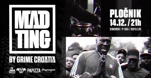 Mad Ting! u Pločniku S02e03: Mad Ting resident DJs