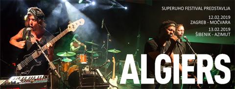 Koncertom Algiersa otvara se novouređeni Klub Azimut u Šibeniku