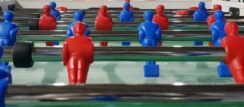 Kotačev kup: turnir u stolnom nogometu