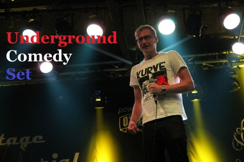 Underground Comedy Set