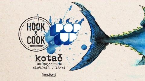 Hook & Cook u Kotaču