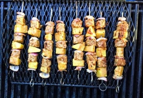 Gastro cLABing: Vege roštilj