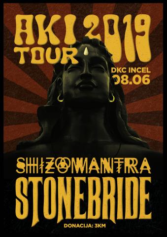 Stonebride uživo @ DKC Incel