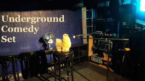 Underground Comedy Set