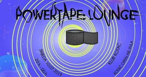 PowerTape: Lounge w/ Kasja & Lovro Novoselić