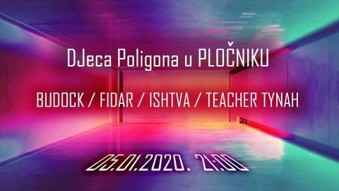 DJeca Poligona u Pločniku
