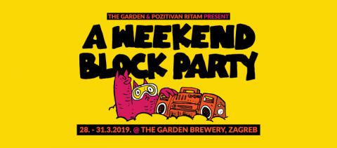 Drugo izdanje A Weekend Block Partyja dovodi dub, hip-hop, house i soul velikane na zagrebački Žitnjak