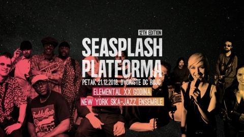 Elemental i New York Ska-Jazz Ensemble otvaraju 12. Seasplash platformu