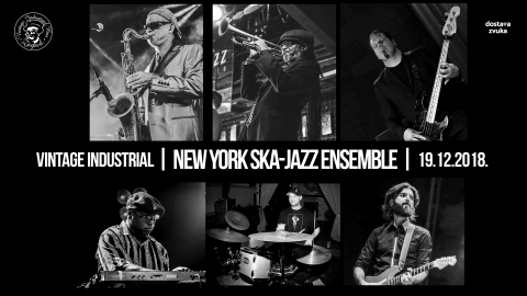 New York Ska-Jazz Ensemble / Vintage Industrial
