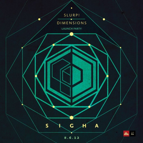 Dimensions & Slurp! launch party @ Klub K4, Ljubljana