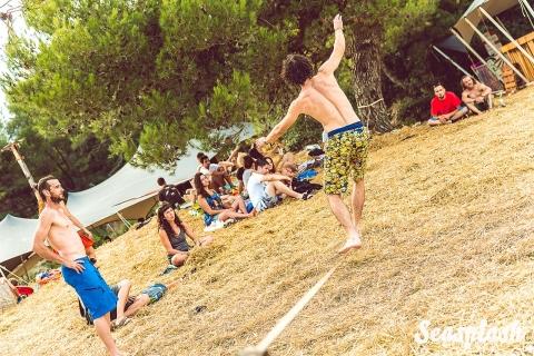 Satnice svih pozornica, mapa festivala, brodski prijevoz te druge vijesti 17. Seasplash festivala