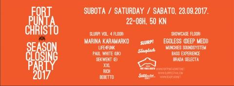 FPC Season Closing Party: Slurp! & Showcase floors