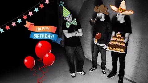 Medo aka Pips (CASA) slavi rođendan u Pločniku