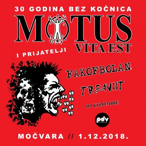Motus Vita Est - 30 godina bez kočnica