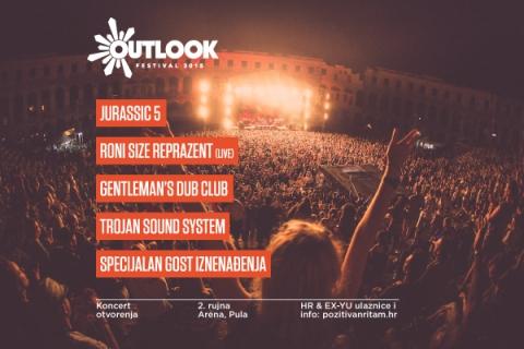 Legende hip-hopa Jurassic 5 i ikona drum and bassa Roni Size otvaraju Outlook festival u Areni!