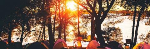 Osiguraj svoje mjesto u Brioni Sunny kampu za vrijeme Dimensions i Outlook festivala