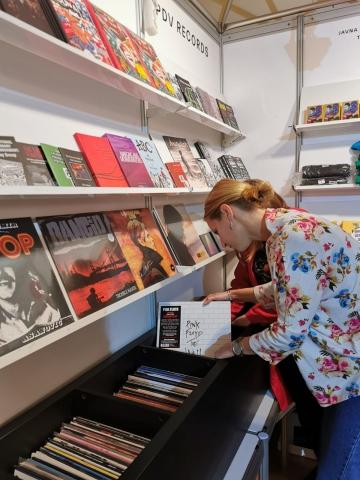 PDV na jubilarnom 25. izdanju manifestacije Sa(n)jam knjige u Istri